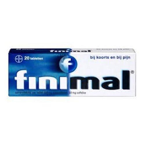 Finimal Finimal - 20 Tabletten