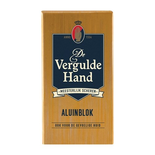 Vergulde hand Vergulde Hand - Aluinblok 75g