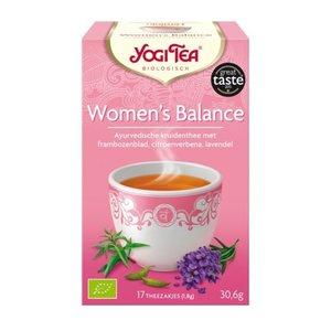 Yogi Tea Yogi Tea Women's Balance - Kruidenthee 17 Theezakjes