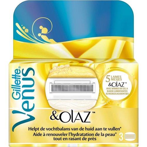 Gillette Gillette Venus & Olaz - 3 Scheermesjes