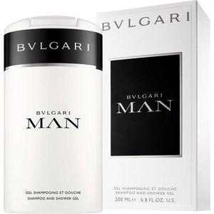 BVLGARI Bvlgari Man - Shampoo & Showergel 200ml