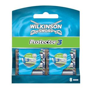 Wilkinson Wilkinson Sword Protector 3 - 8 Scheermesjes