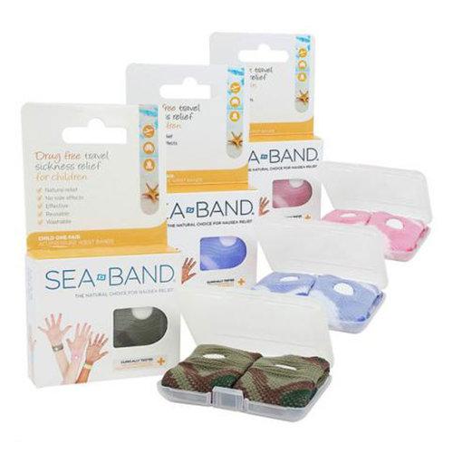Seaband Seaband - Voor Kinderen Tegen Reisziekte