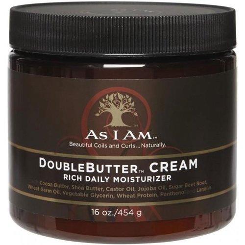 As I Am As I Am - DoubleButter Cream 454g