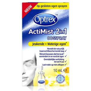 Optrex Optrex Actimist 2 In 1 Jeukende + Waterige Ogen - Oogspray 10ml