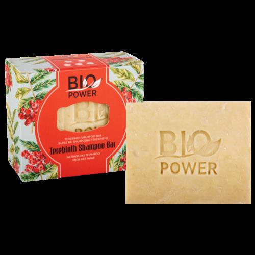 Biopower Biopower terebinth shampoo bar 125g