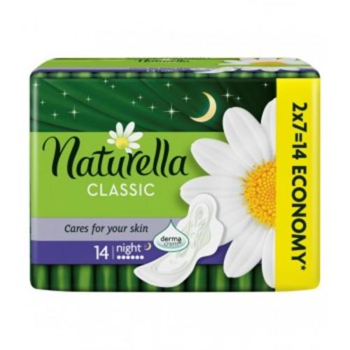 Naturella Naturella Classic Night - Maandverband 14 Stuks