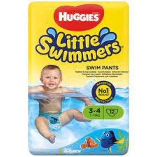 Huggies Huggies - Little Swimmers 3-7 7-15kg 12 Stuks