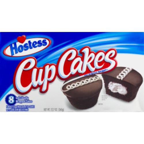Hostess Hostess - Cupcakes 8 Stuks