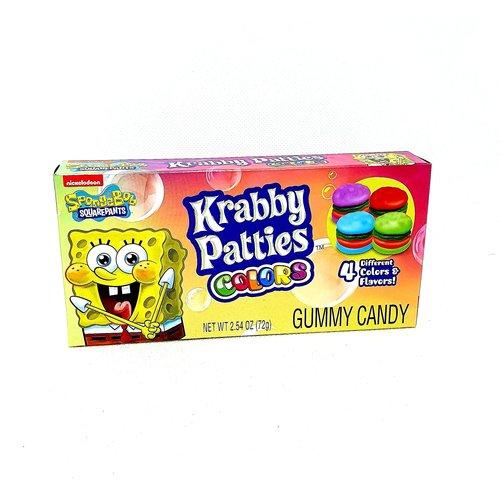 Spongebob Squarepants Spongebob Squarepants - Krabby Patties Colors 72g