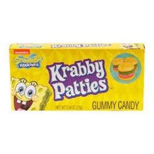 Spongebob Squarepants Spongebob Squarepants - Krabby Patties 72g