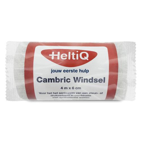Heltiq Heltiq 4m x 6cm - Cambric Windsel