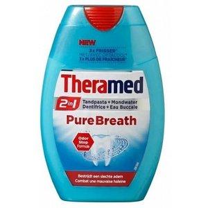 Theramed Theramed Pure Breath - Tandpasta 75ml