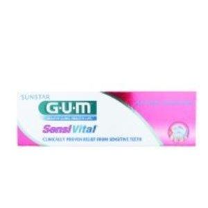 G.U.M G.U.M Sensi Vital - Tandpasta 75ml