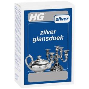 HG Hg - Zilver Glansdoek