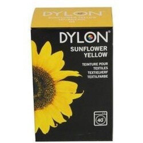 Dylon Dylon Sunflower Yellow - Textielverf 200g