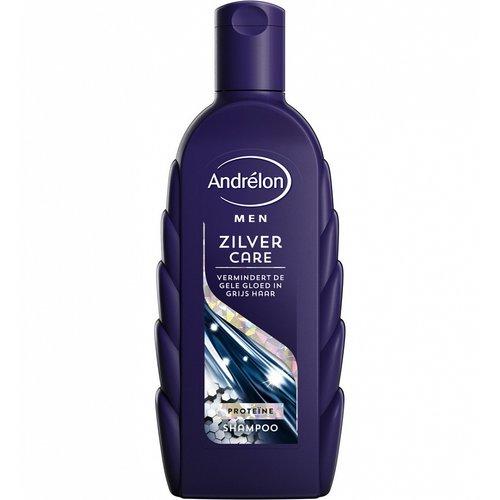 Andrelon Andrelon Men Zilver Care - Shampoo 300ml
