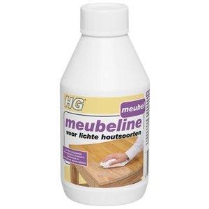 HG Hg - Meubeline Voor Lichte Houtsoorten 250ml