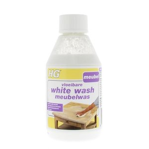 HG Hg White Wash - Meubelwas 300ml