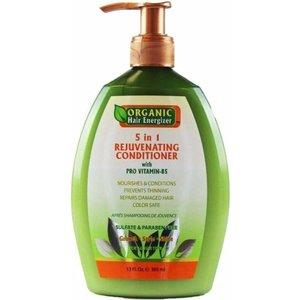 Organic Hair Energizer Organic Hair Energizer - 5 In 1 Rejuvenating Conditioner 385ml