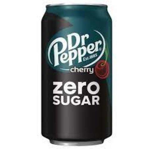 Dr.Pepper Dr.Pepper Zero Sugar Cherry - Frisdrank 355ml
