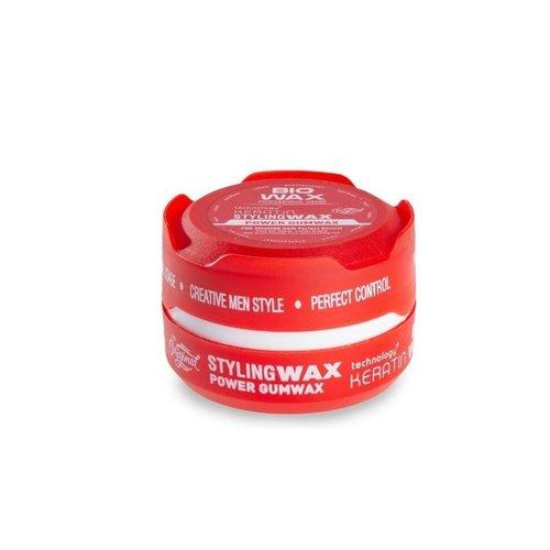 Bio Wax Bio Wax Keratin Styling Wax Power Gumwax - Haarwax 150ml