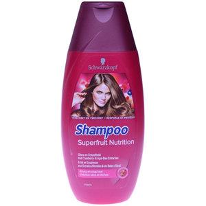 Schwarzkopf Schwarzkopf Superfruit Nutrition - Shampoo 250ml
