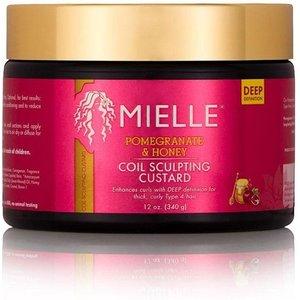 Mielle Mielle Organics Pomegranate & Honey - Coil Sculpting Custard 340g