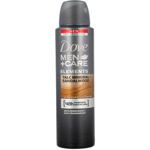 Dove Dove Men Mineral Powder + Sandalwood - Deodorant Spray 150ml