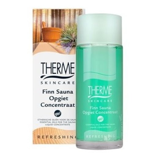 Therme Therme Finn Sauna - Opgiet Concentraat 100ml