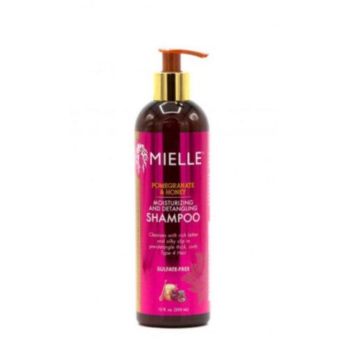 Mielle Mielle Pomegranate & Honey - Moisturizing And Detangling Shampoo 355ml
