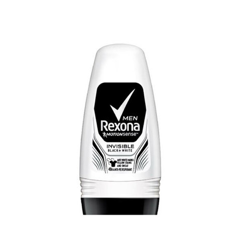 Rexona Rexona deoroller men black & white 50 ml