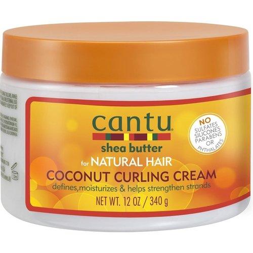 Cantu Cantu Shea Butter Natural Hair Coconut Curling Cream 340 Gram
