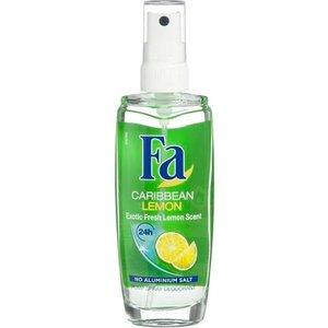 Fa Fa Caribbean Lemon - Deodorant Pump Spray 75ml