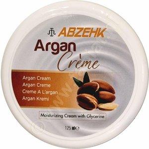 Abzehk Abzehk Argan - Creme 125ml