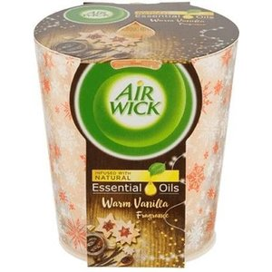 Air Wick Air Wick Warm Vanilla - Geurkaars 105g