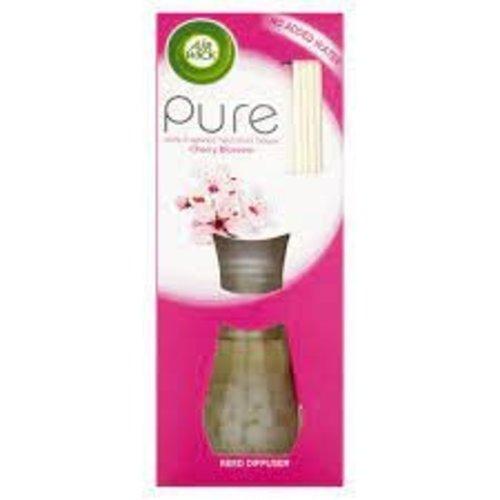 Air Wick Air Wick Pure Cherry Blossem - Geurstokjes 25ml