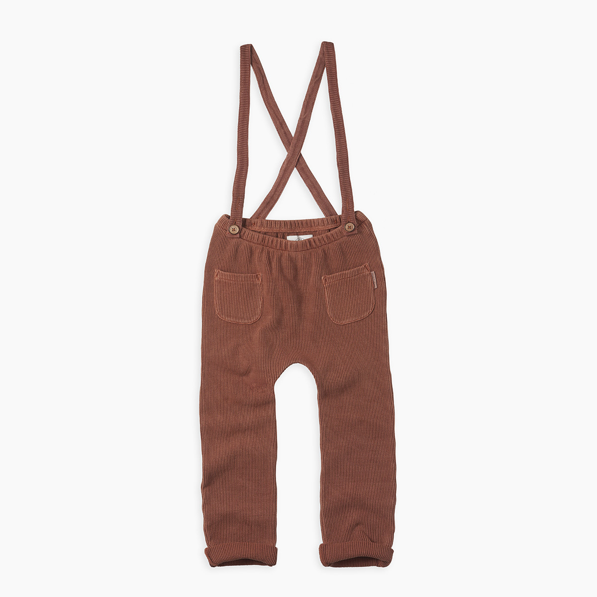 Sproet & Sprout Sproet & Sprout - Waffle Pants Suspensers