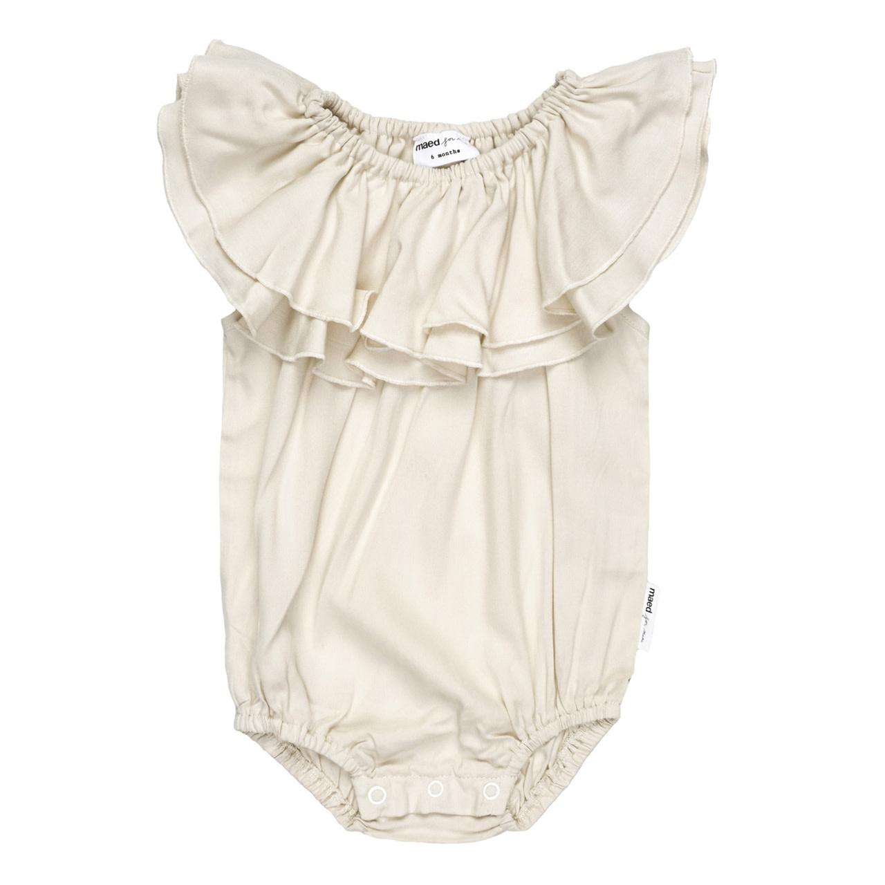 Maed For mini Mead For Mini - Preppy Pangolin Bodysuit