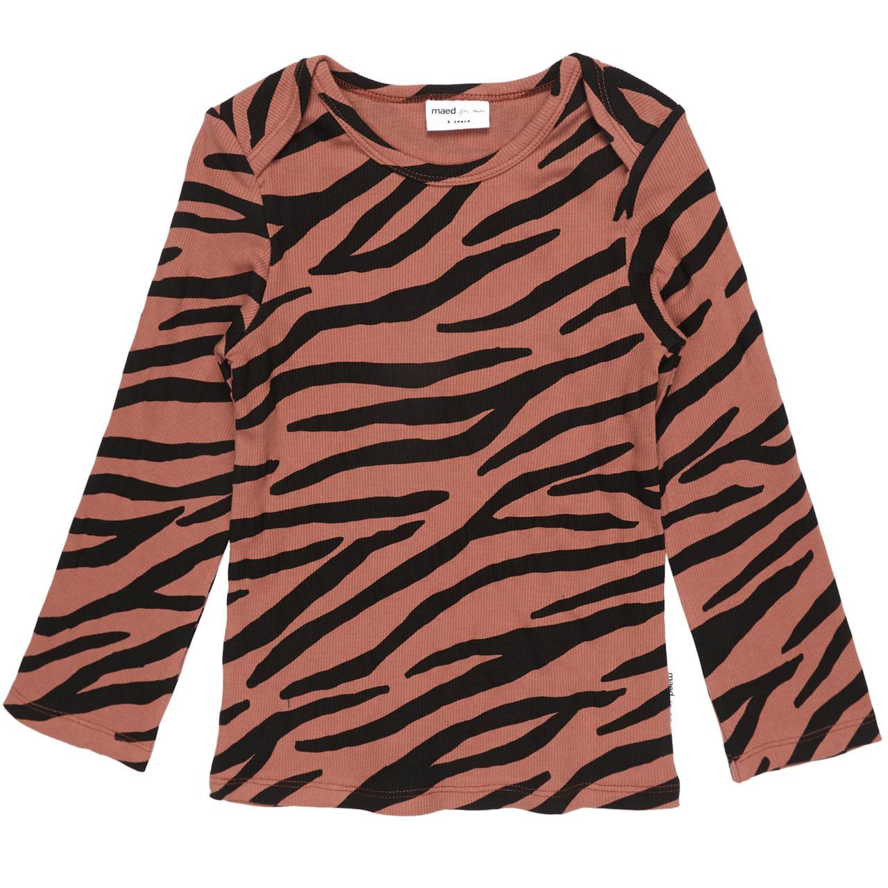 Maed For mini Maed for Mini - Blushing Zebra Longsleeve