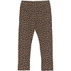 Maed For mini Mead For Mini - Chocolate Leopard Legging