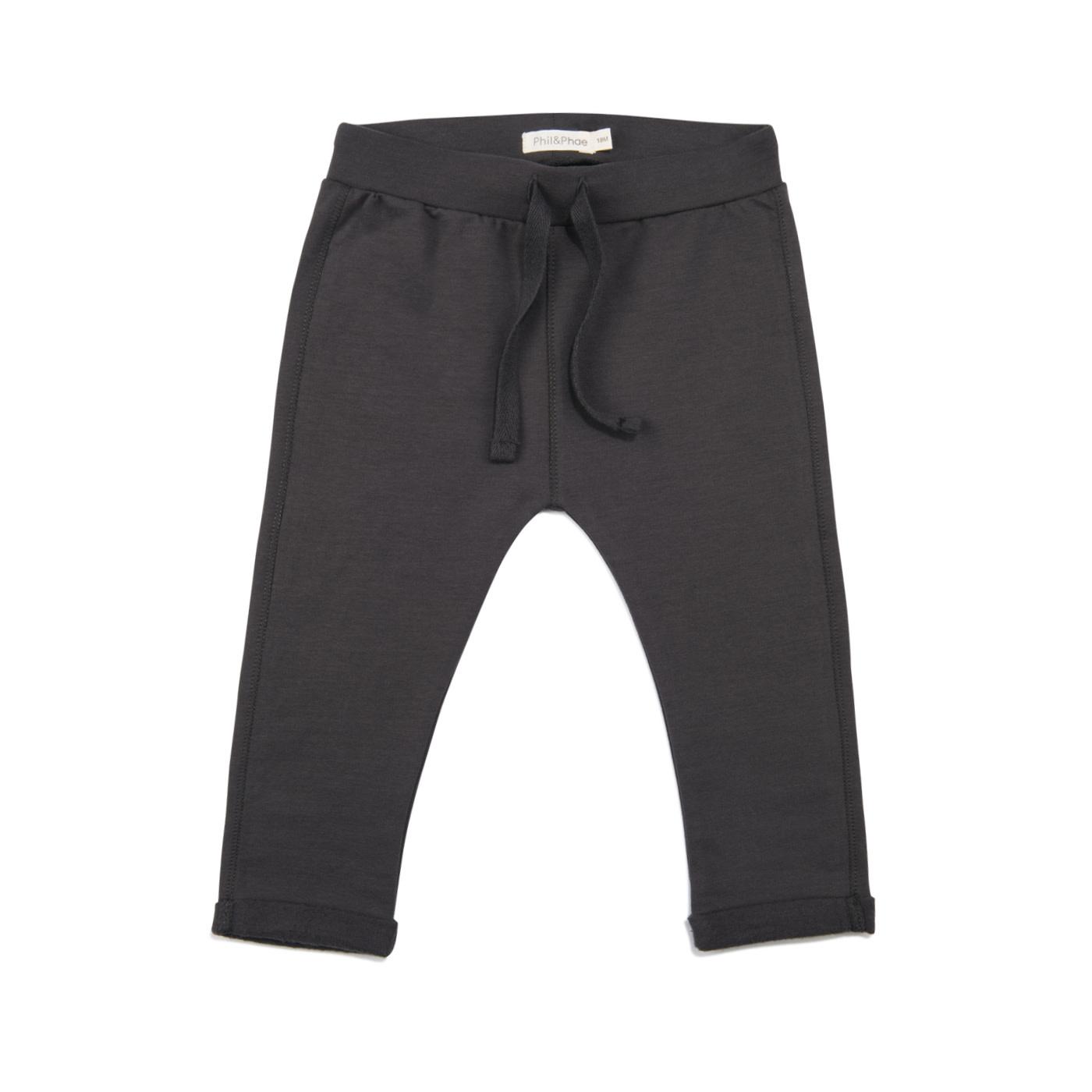 Phil&Phae Phil & Phae - Baby Sweat Pants Graphite