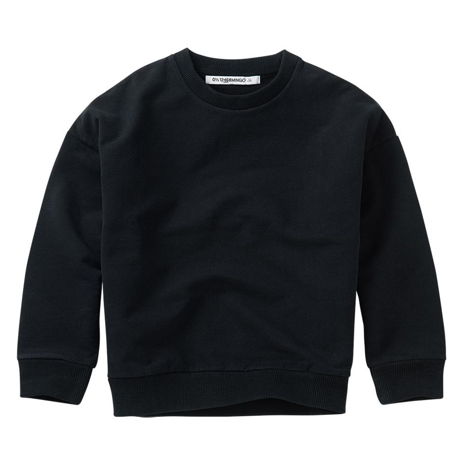 Mingo Mingo - Oversized Sweater Black