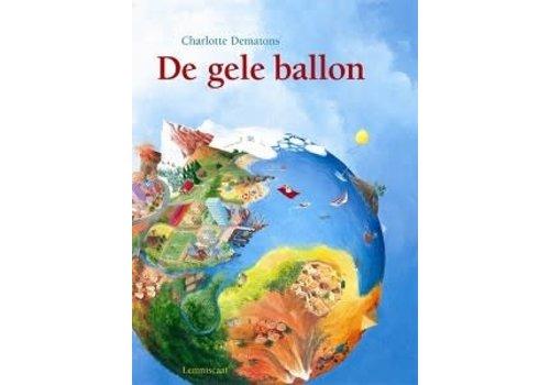 Boek - Prentenboek De gele ballon