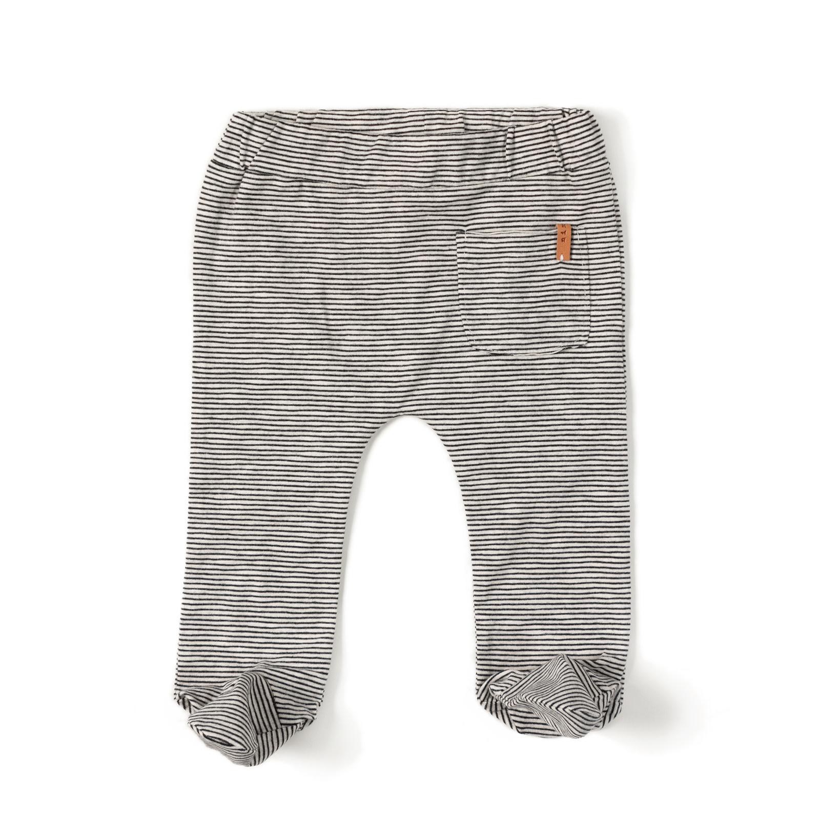 Nixnut Nixnut - Footie Legging Stripe