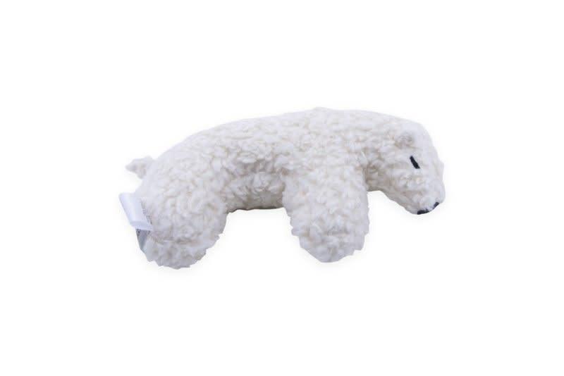 Nanami Nanami - mini polarbear rattle