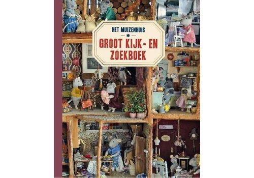 Boek - Het muizenhuis groot kijk- en zoekboek