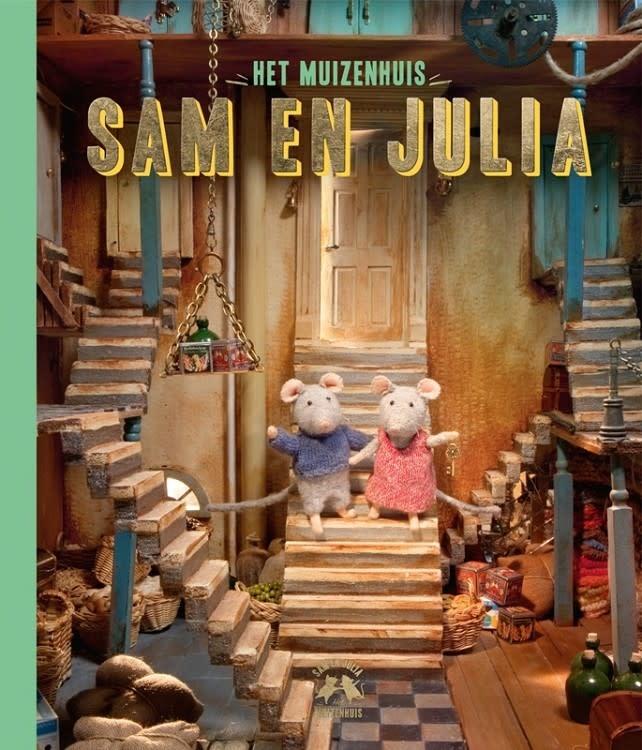 Boek - Het muizenhuis Sam en Julia