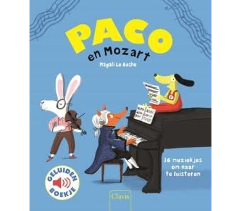 Boek - Paco en Mozart