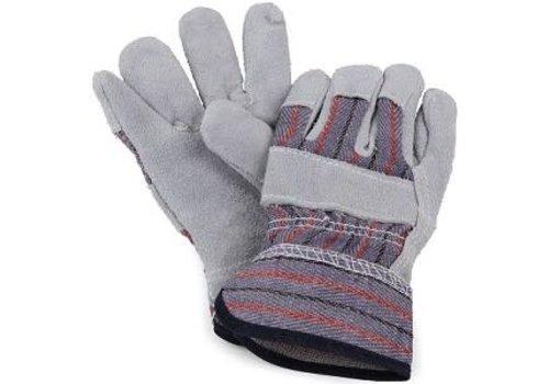 Boeken Kinder tuin handschoen - grijs